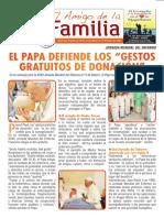 EL AMIGO DE LA FAMILIA 17 febrero 2019