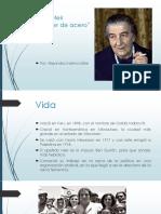 Golda Meir - Alejandra Molina Uribe