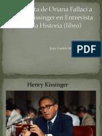 Henry Kissinger - Juan Camilo Martínez