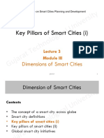 Key Pillers of Smart Cities