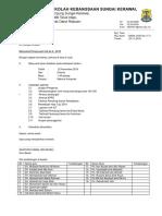 Agenda Mesyuarat Pengurusan Kali Ke 4 2018