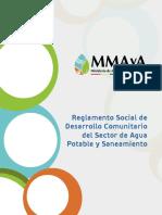 Reglamento Social DESCOM