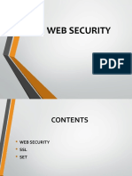 5.3 Web Security