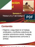 Semana 5 Legislacion Laboral