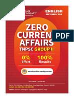 09 Zero Current Affairs SeptemberE
