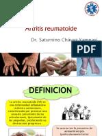 9. Artritis reumatoide