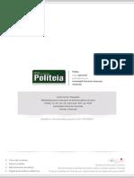 Metodología Para La Evaluación de Políticas Públicas de Salud