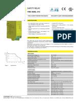 Yrb 4eml 31s_en Data Sheet