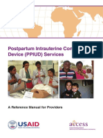 Global PPIUD Reference Manual