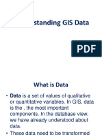 Understanding GIS Data