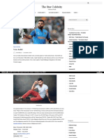 Virat Kohli Biography, Awards, Achievements, Photos, Latest News