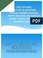 ELEMENTOS DE UN CABLEADO ESTRUCTURADO original.pptx