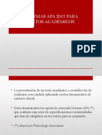 Formato APA Para Documentos