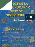 (Goodenough) Test de Goodenough o Dibujo de La Figura Humana