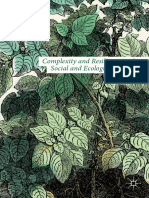 Complexity and Resilience in the Social and Ecological Sciences (2019, Palgrave Macmillan UK)