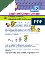 Input Output Topics