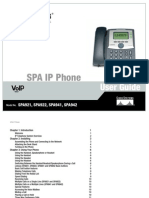 Linksys IP Phone SPA921
