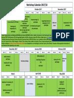 Workshop Calendar 2017-2018_ 20.07.17.