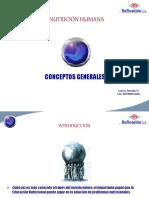 Nutrición, Conceptos Generales (Febrero 2011)