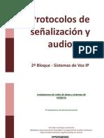 11 - VoIP - Protocolos de Señalización y Audio