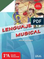 Lenguaje Musical 1 Felix Sierra