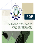CDI Caso Terremoto