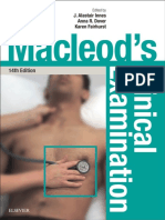 Macleods Clinical Examination 14th Edition