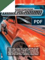 need for speed underground guia.pdf