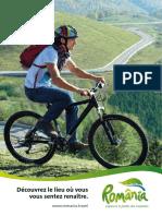 Brochure Roumanie