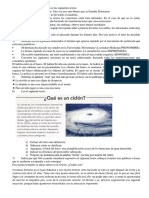 Actividades de Repaso Para Evaluación Texto Expositivo - Coherencia y Cohesión - Trabajo Práctico Escritura de Texto Expositivo