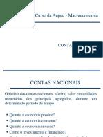 macroeconomia -sistema de contas nacional