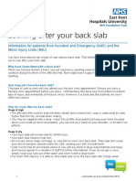 Karakteristik UDT Undescended Testis Di RSAB Harap