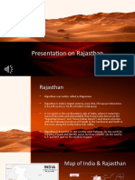Rajasthan Presentation