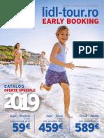 Ofertele Lidl Tour Early Booking În Perioada 1.01 31.03.2019 01