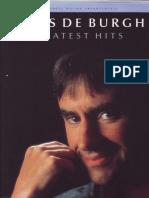 Chris De Burgh - Greatest Hits - PVG.pdf