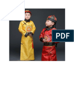 Chinese Tradition Boys