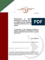 Uribe ProfesionalizarLaDireccionEscolarPotenciandoElLide
