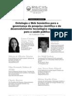 Ontologia e Web Semântica para a governança da pesquisa científica e do desenvolvimento tecnológico em insumos para a saúde pública