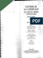 Ingenieria de Aguas Residuales Metcalf y Eddy - Volumen 1