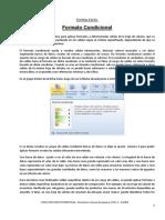 Teoria Formato condicional Excel