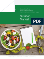 Bariatric Nutrition Manual