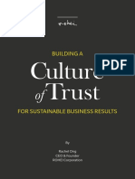 ROHEI Building a Culture of Trust