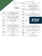 ei workshop programme
