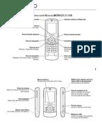 Motorola Motorizr Z3 (guía usuario)
