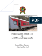 Handbook for LHB coach Wheel Slide Protection and Controlled Discharge Toilet System