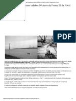 Ordem Dos Engenheiros Celebra 50 Anos Da Ponte 25 de Abril _ EngenhariaCivil
