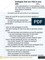 Nonfiction Strategies