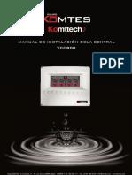 Manual Instalación Komttech VCO