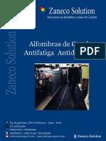 Presentacion Alfombras Zaneco 2017