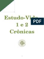 Estudo Vida de 1&2 Cronicas - w. Lee